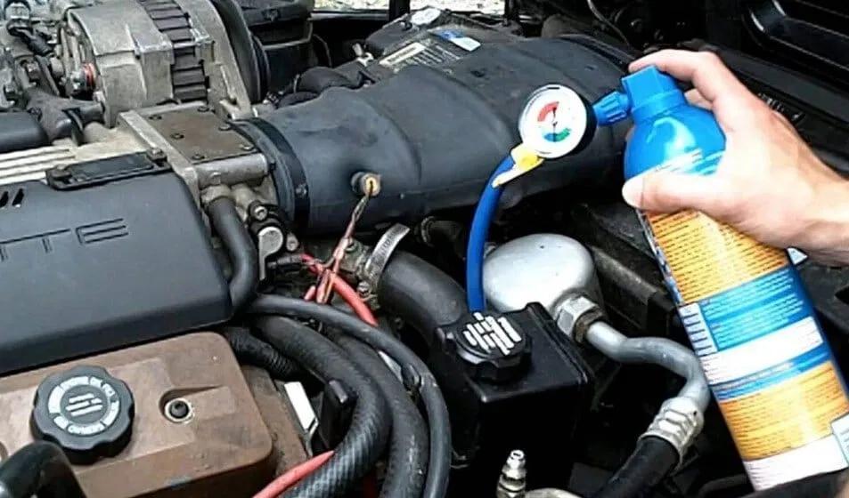 Car AC System