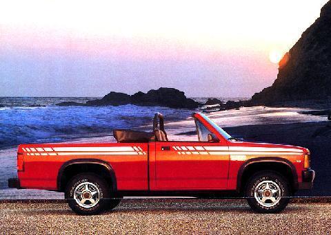 Dodge-Dakota-Convertible