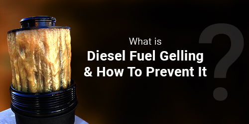 What is Diesel Fuel Gelling and how to prevent it